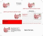 DPX Business cards